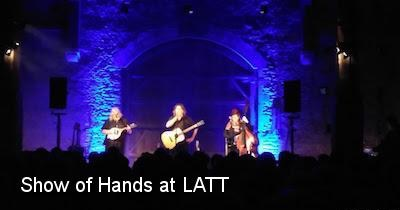 Show of Hands at Live at the Tithe