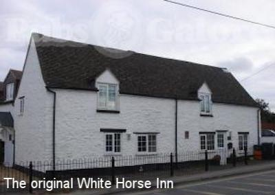 The original White Horse Inn