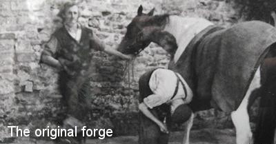 The original forge